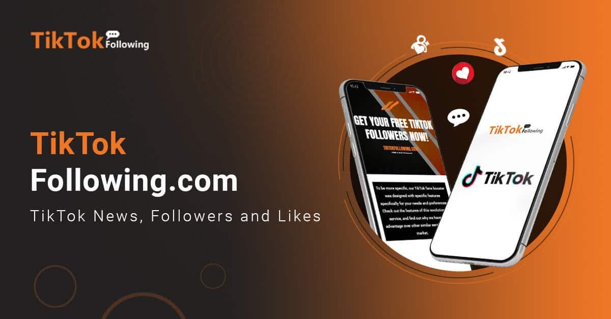 Free TikTok Likes and Followers | TikTokFollowing.com